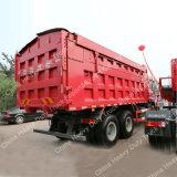 構築Sinotruk Styer 6X4のため25トンのダンプトラック