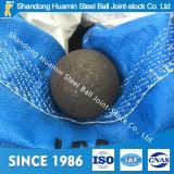 ボールミルのための高いクロムそして低く壊された65mmの粉砕の鋼球