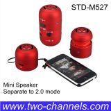 Altavoz portable de la hamburguesa mini (STD-M527)