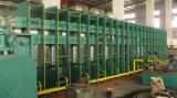 加硫装置のコンベヤーベルトのゴム製シートの加硫機械