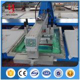 Hochgeschwindigkeitsbildschirm-Drucken-ovale automatische Bildschirm-Drucken-Maschine