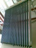 分割加圧Uの管のソーラーコレクタ(AKU)