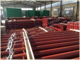 Suporte de aço ajustável do andaime para a sustentação do molde