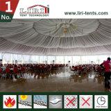 500sqmマルチ側面の混合されたテントの結婚披露宴のテント