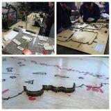 Guangzhou découpant la machine avec des matrices