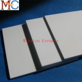 Высокая твердость 95% керамическая плита 99.7% Al2O3