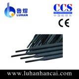 Aço de carbono dos elétrodos de soldadura E6013 para a soldadura da embarcação
