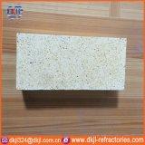 Réfractaire de haute résistance de brique réfractaire, four à briques d'argile réfractaire