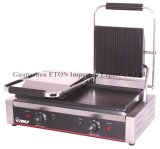 3.6kw Electric Double Contact Grill Commercial Griddle (Et-Yp-2A2)