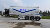 3axles 45cbm Massenmaterial-Tanker halb des Schlussteiles