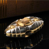 Египетская игрушка перста EDC обтекателя втулки непоседы сплава цинка Beatle золотистая
