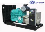 Generador diesel abierto refrigerado por agua de 3 fases con Cummins Engine 440kw