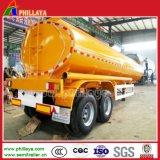 Schlussteil-Kraftstofftank-Tanker des LKW-40-55cbm für Verkauf