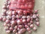 山東の新しい収穫の新しい赤タマネギ
