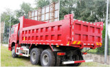 La exportación caliente resistente 10 de China rueda 30 toneladas de Sinotruk de la marca de fábrica 6X4 de carros de vaciado para las ventas