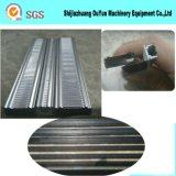 Barre chaude d'entretoise de bord d'acier inoxydable pour la glace isolée