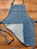 Выполненный на заказ шеф-повар варя рисберму джинсовой ткани Unisex
