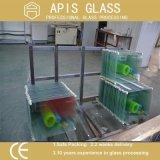 Печатание шелковой ширмы изготовления стекло цветастого Tempered