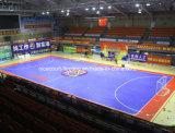 De Bevloering van het Hof van Futsal van de verwijderbare & Vermindering van de Schok voor Binnen en Openlucht (Gouden Zilveren Brons Futsal-)