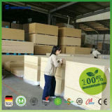 Tablero de madera aglomerada verde resistente de humedad