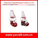 Decoraciones de la Navidad del precio de la decoración de la Navidad las mejores (ZY15Y088-1-2)