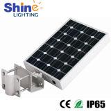 Réverbère solaire Integrated imperméable à l'eau de l'utilisation extérieure IP65 15W DEL