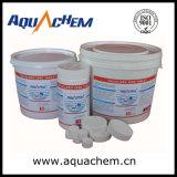 プールの水処理の化学薬品