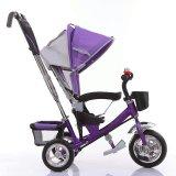 熱い販売の最もよい品質のベビーカーの赤ん坊の三輪車(OKM-653)