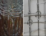 Австралия 4FT, 5FT гальванизировала фикчированную загородку оленей замка/загородку замка кольца