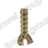 Herringbone Gewinde-anhebende Stahlkontaktbuchse in den Fertigbeton-Zubehör (M20X150)