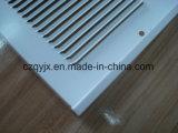Ventilador de aquecimento Painel com lâminas para aquecedor