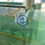 3.2-12мм закаленное / закаленное безопасное стекло для душевой двери / ванной комнаты