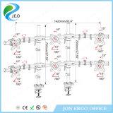 Canalisation verticale de bureau de moniteur de Vesa (JN-MP360CL-2)