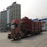 Временно лифты с емкостью 2 тонн в клетку для сбывания Hsjj