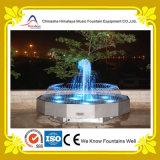 Mini fontana di acqua di prezzi bassi con le lampade del LED