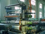 PMMA optische Blatt-Zeile PMMA helle Führungs-Platten-Produktionsanlage-transparente Blatt-Strangpresßling-Zeile