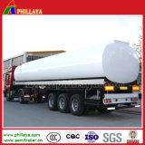 Anti-Acid низкой цены/щелочности топливозаправщика трейлер Semi для химически жидкостного перехода