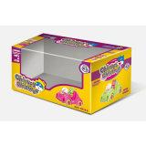 Windowsが付いているおもちゃのペーパー包装ボックス/おもちゃのギフト用の箱