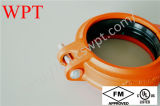 FM UL Ductile Iron Flexible Coupling 4inch