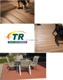 Plancher en bois bon marché de Decking