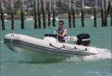 Barco de patrulha do salvamento de Aqualand 16feet 4.8m/Inflatableboat rígido (RIB480T)