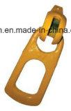 Frizione Precst dell'anello rapido concreto d'acciaio di Foring/occhio di sollevamento (pittura)