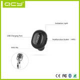 Mini trasduttore auricolare invisibile nascosto senza fili di Bluetooth di sport per funzionare