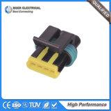 Разъем на автоматический датчик 444046-1 кислорода электрических проводов
