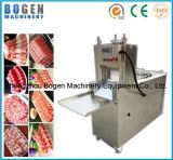 Trancheuse réglable complètement automatique de viande de trancheuse de roulis de mouton de machine de découpage en tranches de viande