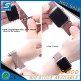 Bracelet de montre milanais neuf de boucle pour la montre Iwatch d'Apple