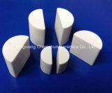 De fournisseurs et de constructeurs en céramique de Rod de cylindre d'alumine résistante à l'usure demi