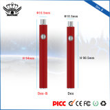Большой пар 350mAh продает перезаряжаемые батарею оптом 510 для сигареты e