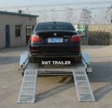 Equipment Transportation (SWT-CT126)のための2車軸Competative Price Car Carrier