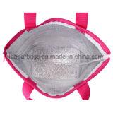 Eis-Beutel-Kühlvorrichtung tragen Beutel-thermischen Handbeutel mit Reißverschluss